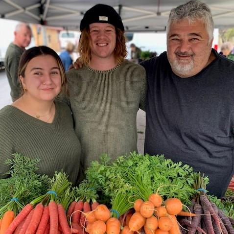 K & R Produce - Barossa Farmers Market Stallholder