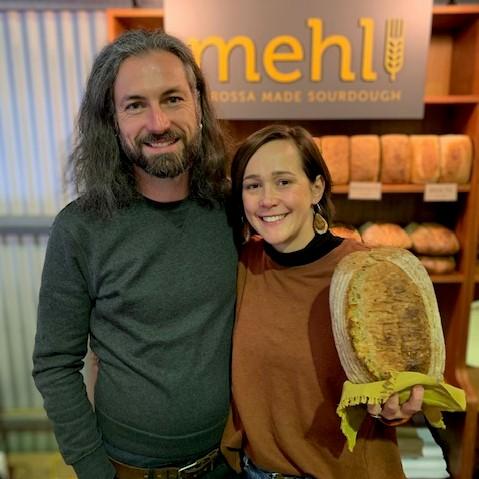 Mehl Sourdough - Barossa Farmers Market Stallholder