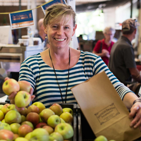 Trevallie Orchard - Barossa Farmers Market stallholder