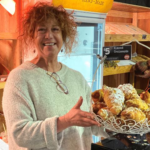 Eleni Baross aHandmade - Barossa Farmers Market Stallholder