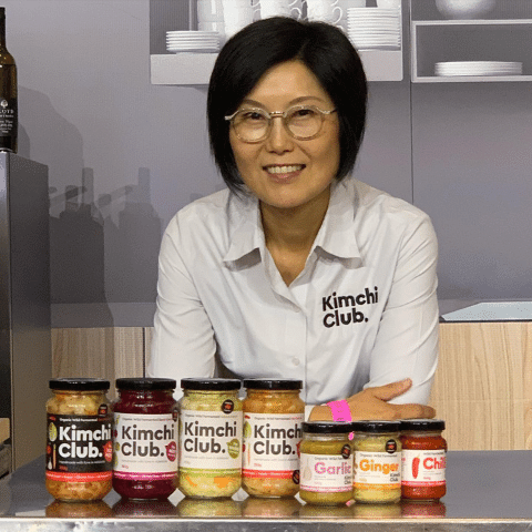 Kimchi Club - Barossa Farmers Market