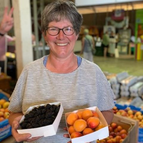 Waechters Farm Produce - Barossa Farmers Market stallholder