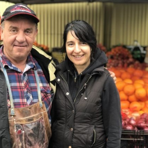 Riverland Fruit - Barossa Farmers Market Stallholder